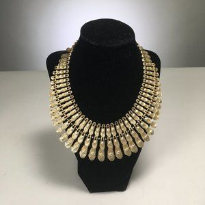 Vintage BSK Egyptian Revival Cleopatra Necklace